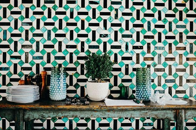 Ideas para decorar con mosaicos