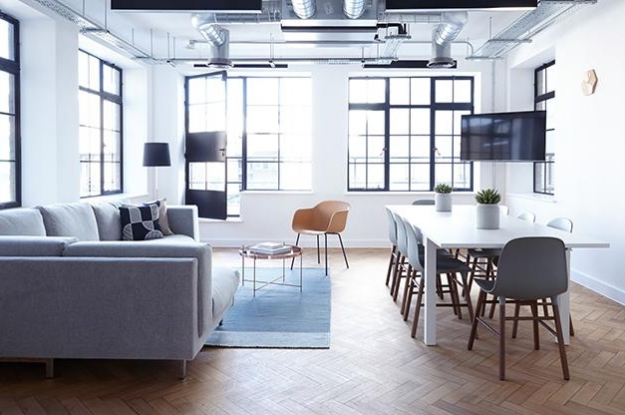 5 Tendencias en decoración de oficinas